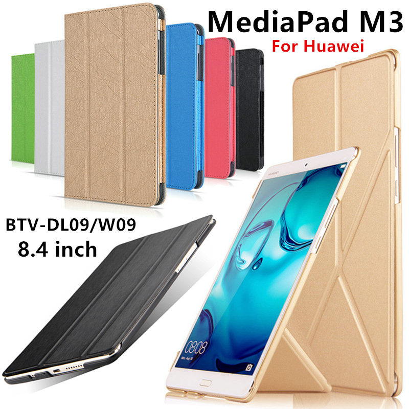 Case For Huawei MediaPad M3 Case Cover M3 8.4 inch Leather BTV-DL09 BTV-W09 Protective Shell Protector M3 Tablet Case PU Sleeve for huawei mediapad m3 8 4 multifunction removable wireless bluetooth keyboard case for huawei m3 btv w09 btv dl09