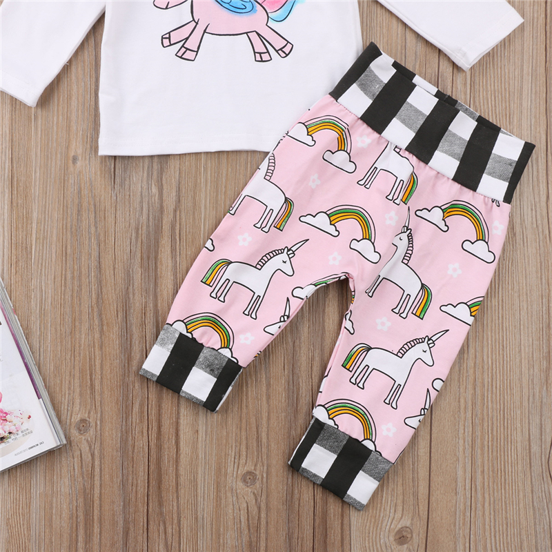 Cute Headband Baby Clothes Baby Girls Bomper for Summer Flying Sleeves with Tiara Hot Flamingo