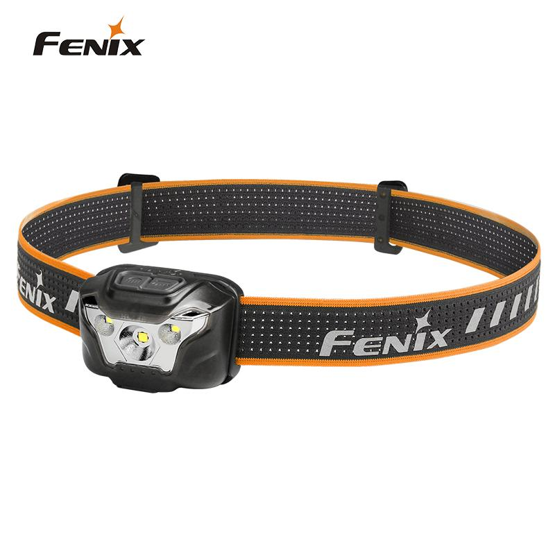 FENIX HL18R 400 lumens Micro USB charging  High-performance headlamp features dual lightsFENIX HL18R 400 lumens Micro USB charging  High-performance headlamp features dual lights