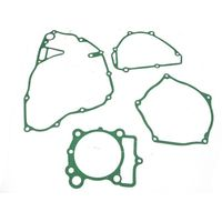 LOPOR For Kawasaki KX250F 2009 2013 Engine Gasket Kit Cylinder Bottom Crankcase Stator Clutch Cover Gaskets Set