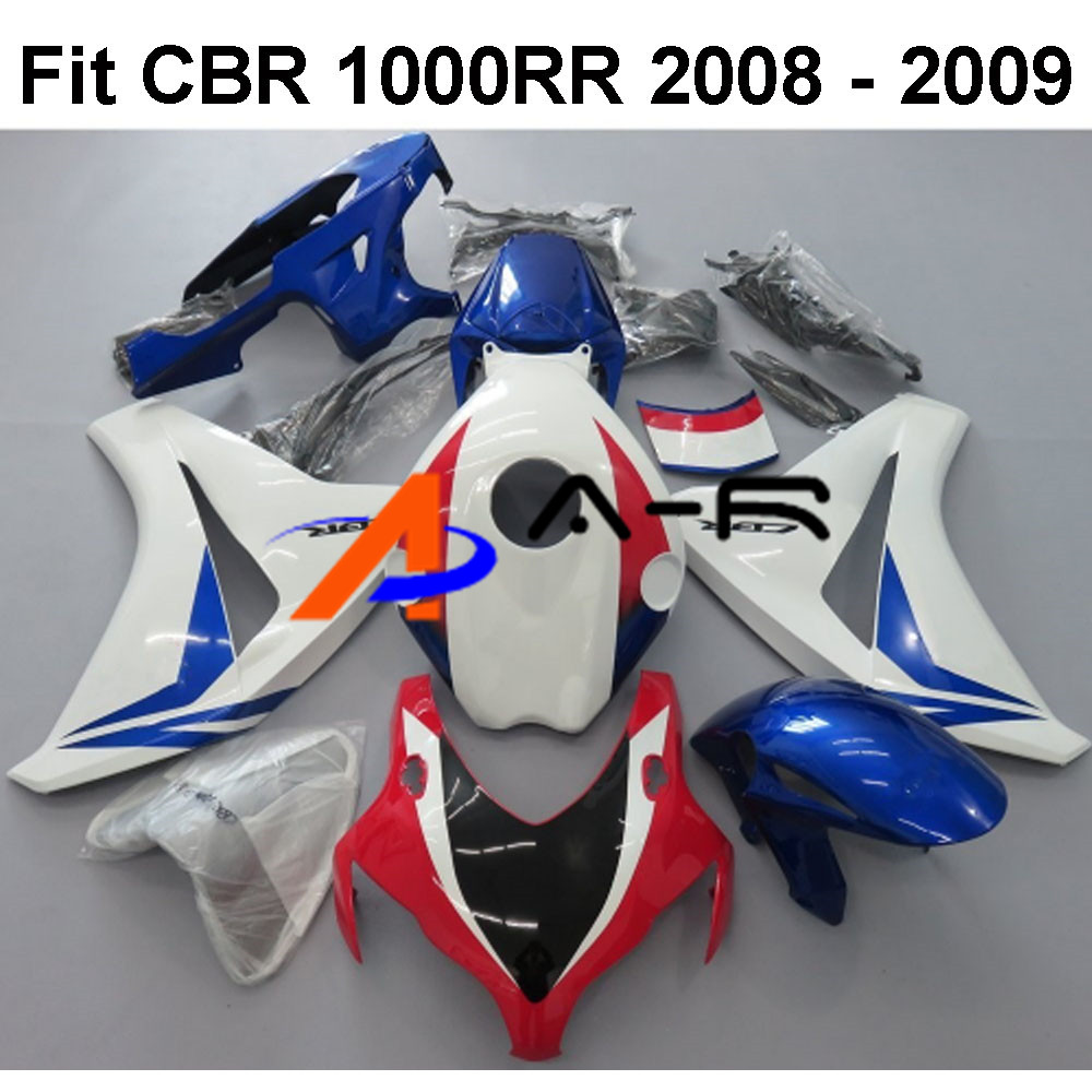 ABS Front Upper Nose Fairing for CBR1000RR 2008 2009 2010 2011 CBR 1000RR 08 09 10 11 Motorbike Injction Bodywork Upper Front Nose
