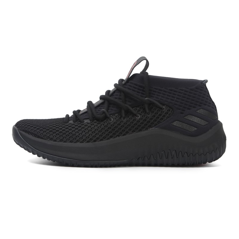 reputable site 51cb4 1c45a Adidas DAME 4 Core Black - Basketstarz