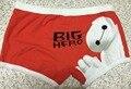 2017 de alta qualidade 100% algodão cartoon dos homens do pugilista/homens underwear grande branco