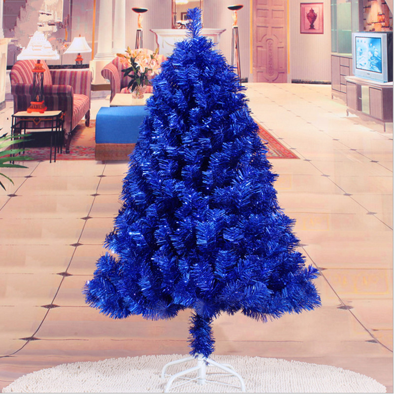 Essential Christmas Decorations.Christmas New Year Essential 1 2 M 120cm Navy Blue Christmas Tree Decorations Christmas Gifts Holiday Decorations Supplies