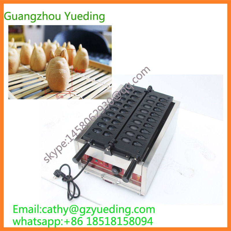 New product totoro waffle machine for sale/Chinchilla waffle baking equipment/totoro waffle manufacturer 3 7v 500mah 502535 lithium polymer li po li ion rechargeable battery cells for mp3 mp4 mp5 gps psp mobile bluetooth