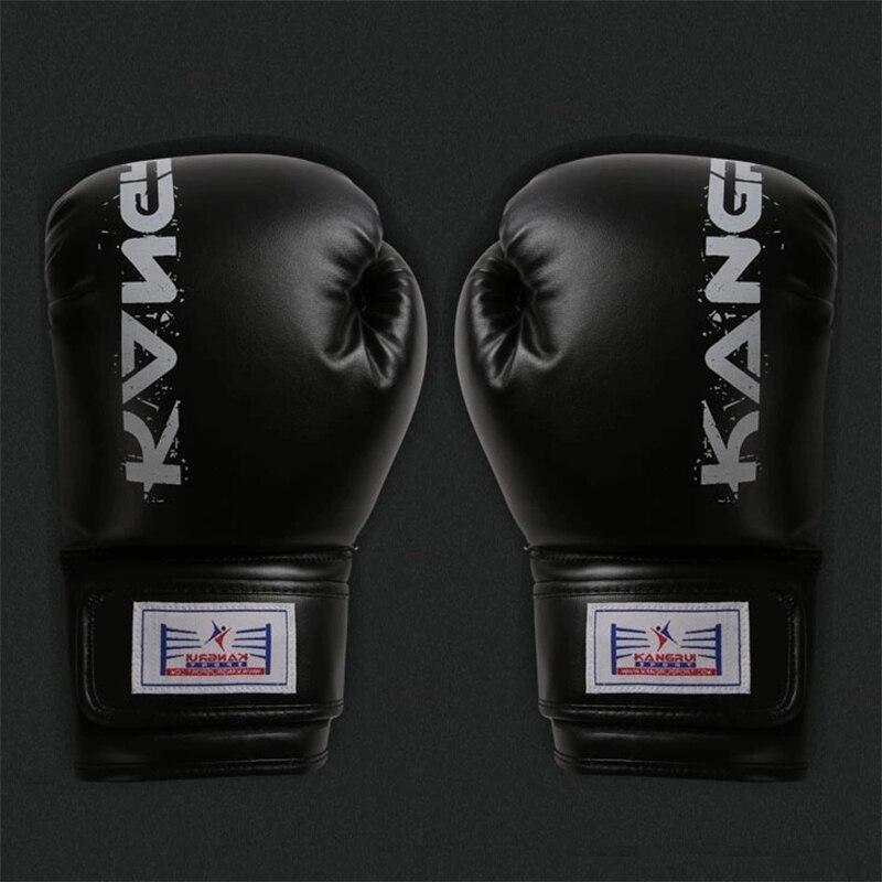 65faad75a 2017 Novo Estilo Masculino Feminino Luvas De Boxe Marca Anti desgaste Artes  Marciais Sanda Muay thai Equipamento de Treinamento de mma Boxeo luta Dos  Homens ...