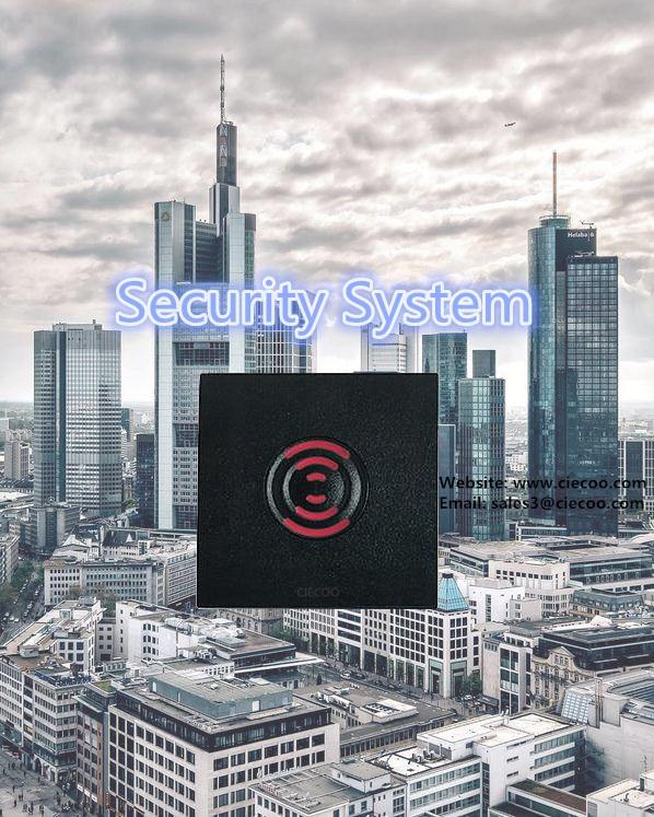 RFID Card Reader Single Door locker Device For Access Control System Door Control Proximity Card Reader Security System