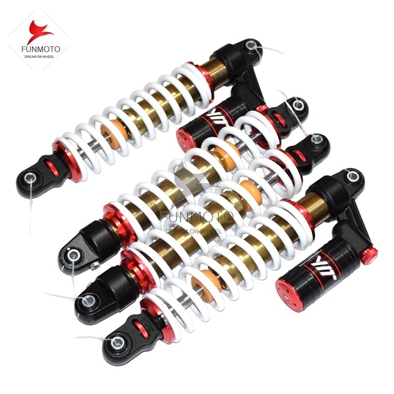 4 PCS CFMOTO APTO PARA ATV OU CF800-2 CF500/CFX8 AMORTECEDOR COM AIR BAG 7020-061600- 30000