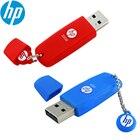 HP Usb Flash Drive Dustproof Pen drive 64GB 32GB 16GB USB 2.0 Flash Drive Pendrive Usb Stick Custom USB Flash V188W free gift