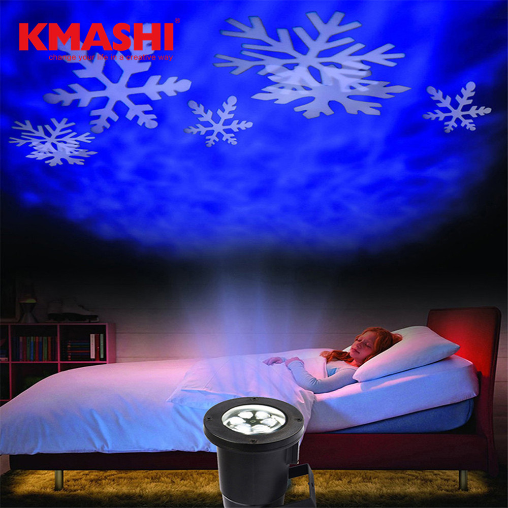 Kmashi Waterproof Outdoor lighting Projection Lawn Light, Elf Christmas decoration lights, Xmas Star light ,US/EU/UK/AS plug free shipping us plug outdoor ip65 waterproof stage light christmas lights xmas light projector christmas uk us eu plug xx