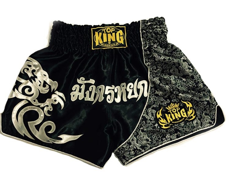 Twins King Muay Thai MMA Boxing Trunks Men Women Lycra Cool Pro Training Fitness Punching Match Trousers Shorts Trunks black redTwins King Muay Thai MMA Boxing Trunks Men Women Lycra Cool Pro Training Fitness Punching Match Trousers Shorts Trunks black red