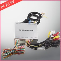Car Rear Camera GPS Navigation DVD Multimedia Video Interface For 2016 AUDI Q5 3G MMI System