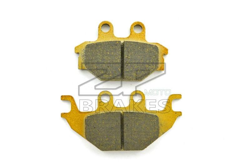 Motorbike Brake Pads Organic For Front KYMCO ATV MXU 700i (4X4 LoF) Parking Brake 2013 MXU 550i Parking Brake 2012 Free Shipping