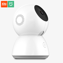 100% Original Xiaomi Mijia Night Vision 1080P HD Smart Home Cam Xiaobai Pan/Tilt/Zoom Wireless Wifi IP Webcam Smart Phone Call