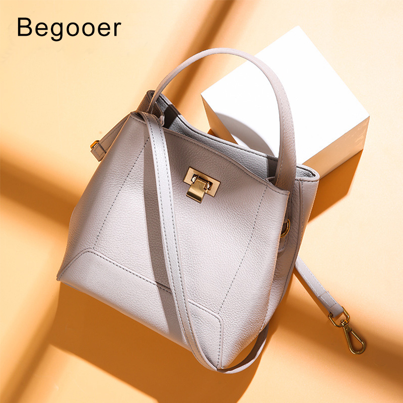 100% Real Leather Women Luxury Designer Handbags Famous Brand Female Lock Bag Women Shoulder Messenger Bag Elegant Tote Handbag famous brand women bag 2018 luxury 100