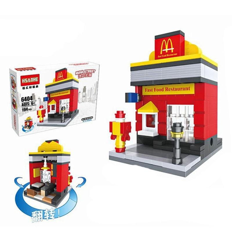 Achetez en gros lego poup e maison en ligne des for Modele maison lego