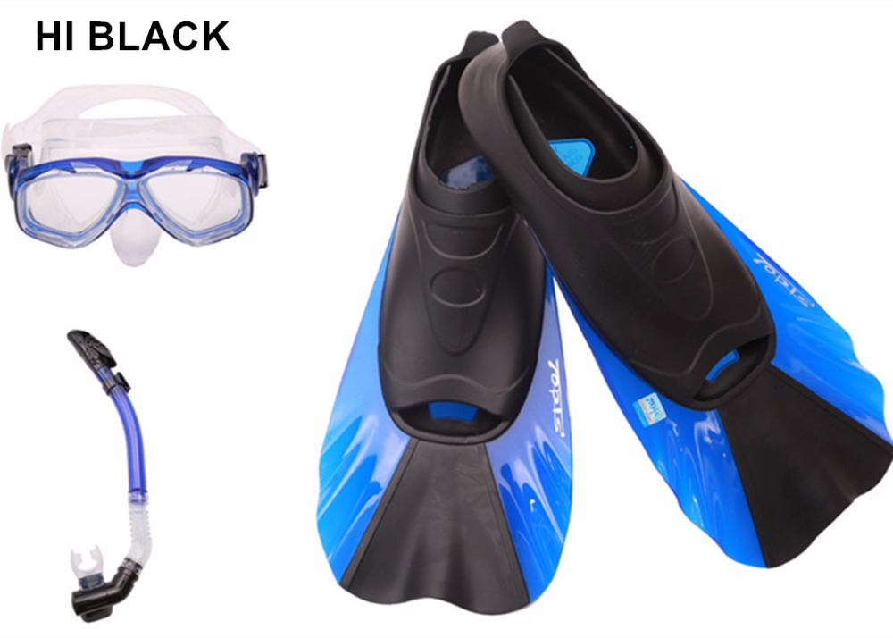 Professional scuba Diving mask Swim Fins with snorkel set adult swimming masks shoes long Snorkeling monofin Diving Flippers виниловые обои limonta sonetto 71601
