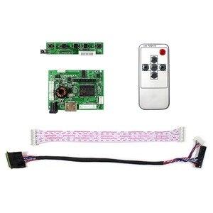 Image 2 - Scheda Controller LCD Audio HD MI per schermo LCD da 10.1 pollici 1024x600 LTN101NT02 B101AW06 LP101WSA