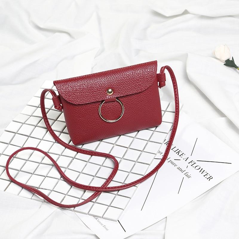 2017 women solid bucket zipper small economic simple young Style Ladies Fashion shoulder bag Woman handbags economic methodology
