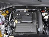 For Seat FR Leon Toledo Ateca 1.4T EA211 Engine Cover Bonnet Cap 04E103925H 04E103932D Car styling