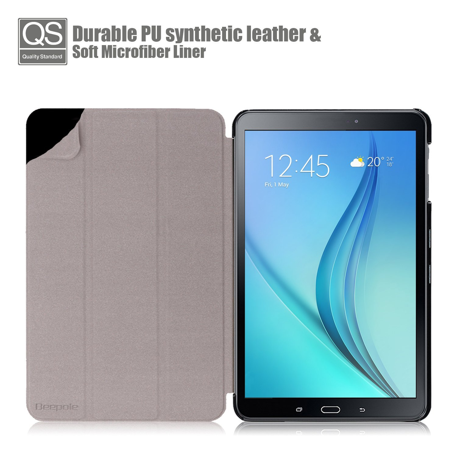Painting Smart Cover For Samsung Galaxy Tab A 10.1 S-Pen P580 P585 Case for Samsung Galaxy Tab A 10.1 2016  P585 P580 Funda Case