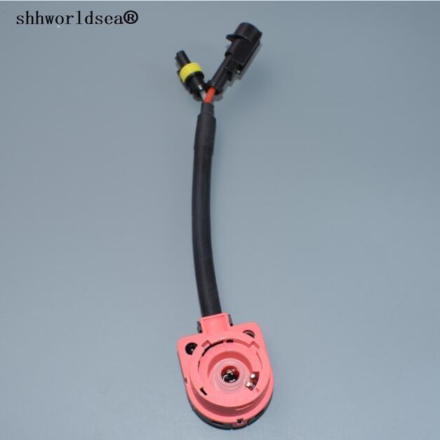 shhworldsea 2/10/30pcs HID Bulb D2S Ballast Wiring Harness Converter ...