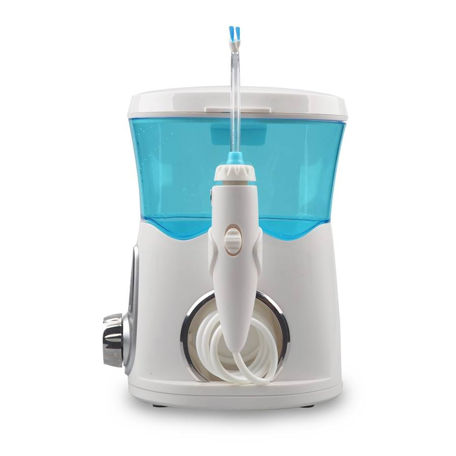 Water Flosser Dental Air Flosser Portable Rechargeable Oral Irrigator High Capacity Wate ...