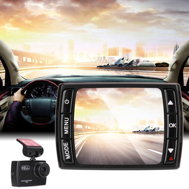 High Definition Mini Driving Recorder Car DVD Camera Full Implicit ...