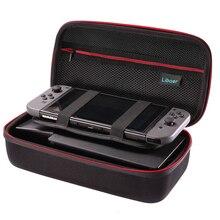 Кейс для хранения для Nintendo Switch консоли радость-Con контроллер and Зарядное устройство Портативный дорожная сумка с радость con крышка BN30
