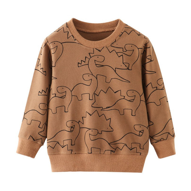 Jumping Meters New Stars Sweatshirts Baby Boys Girls Outwear Cotton Clothing Fashion Style Children Tops Autumn Spring Shirts 2