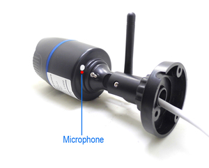 Image 5 - Wifi камера Ip 1080 P 960 P 720 P HD Cctv безопасность беспроводная инфракрасная камера IPcam видео аудио наблюдение наружная Водонепроницаемая домашняя камера