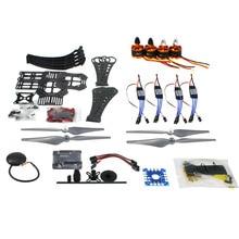 F14892-A DIY RC Drone Quadrocopter X4M360L Rahmen Kit mit GPS APM 2,8 Motor ESC