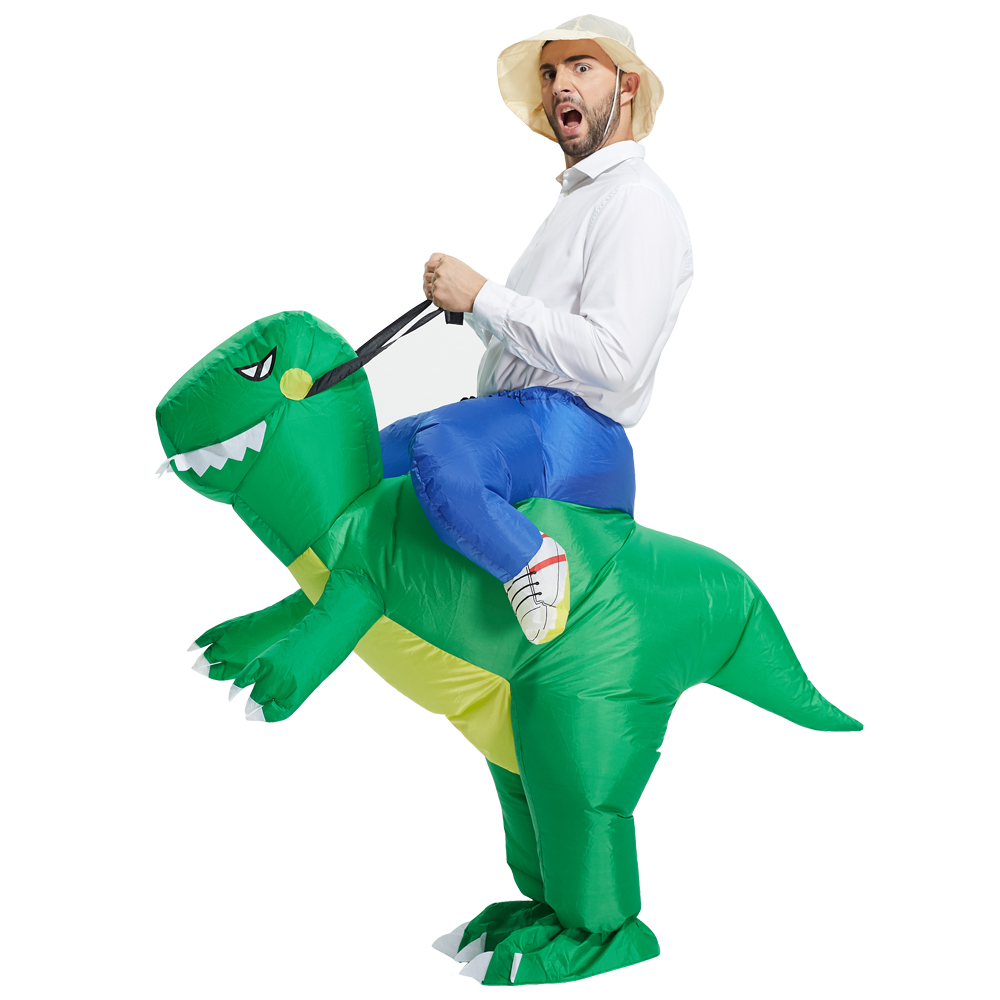 Inflatable Dinosaur Costume For Adults-1601