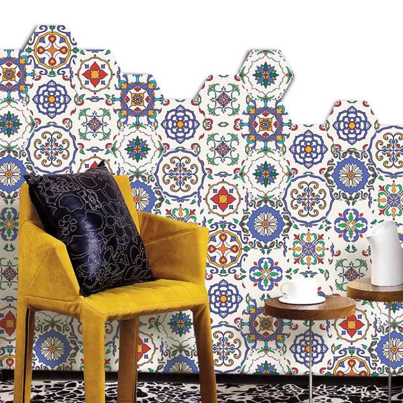 10 шт. DIY мозаика настенная Плитки Наклейки линии талии стены Стикеры Кухня клей Ванная комната туалет Водонепроницаемый ПВХ обои