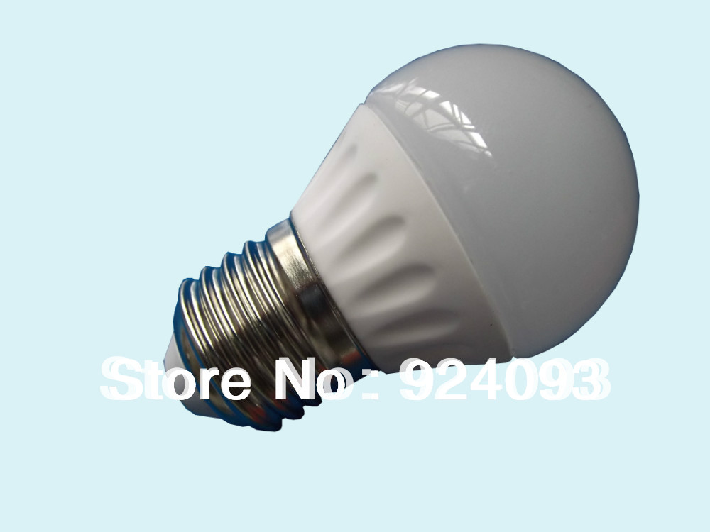 Hot Sale Led Bulb 1w Epistar Chip High Thermal Conductivity Easy Install 90lm E27 Ceramic Led
