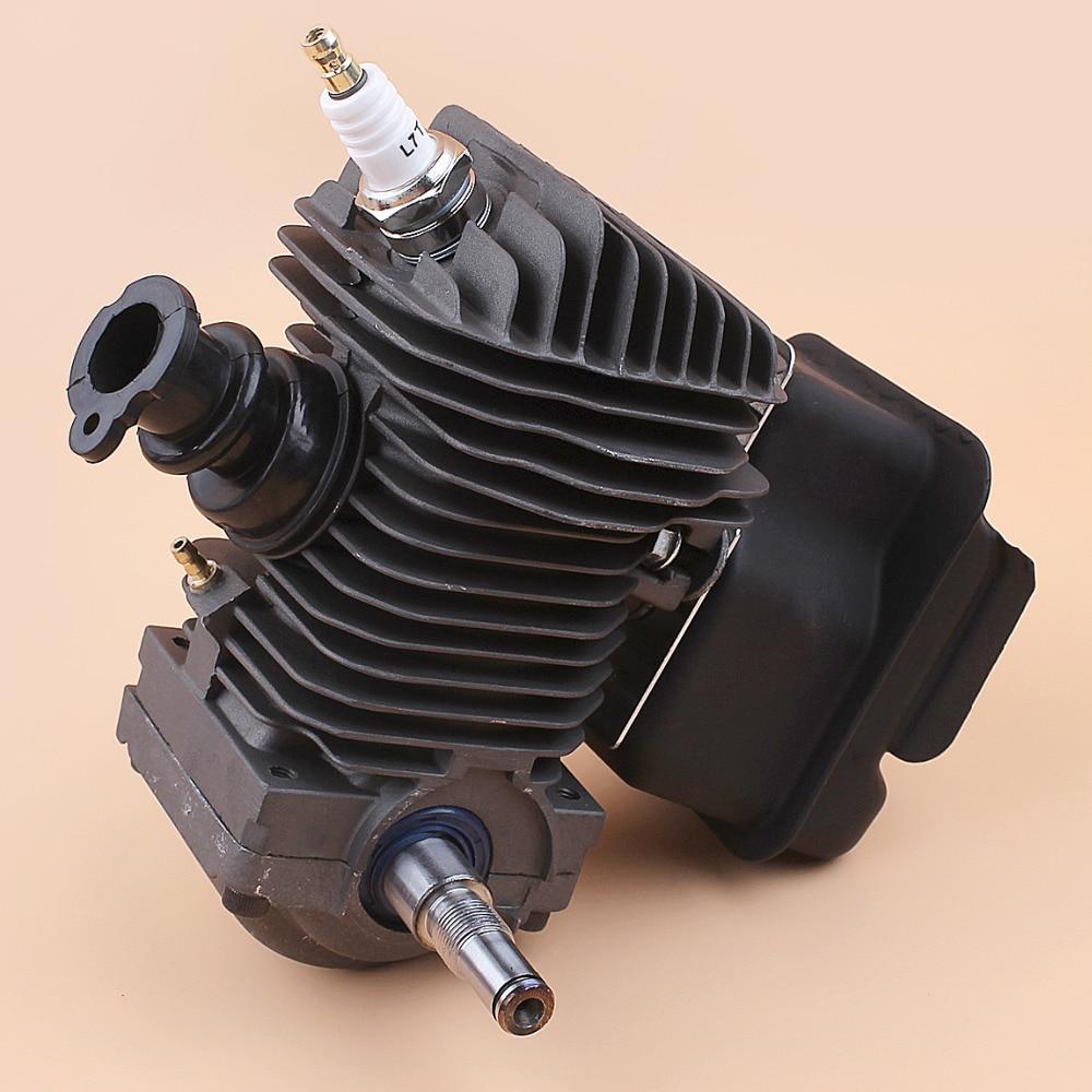 MS230 Rebuild Chainsaw MS Engine Piston 023 Muffler Crankshaft MS250 250 Kit 5MM Cylinder 025 42 Parts Assembly STIHL 230 For