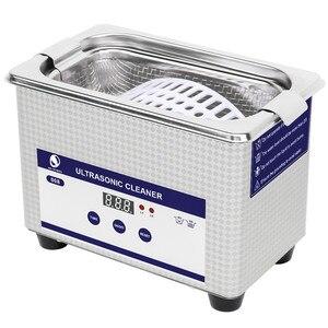 Image 2 - SKYMEN ультразвуковое чистящее средство для очков Ванна ювелирные металлические детали монеты зубная бритва стиральная ванна PCB плата ультразвуковая Чистящая машина