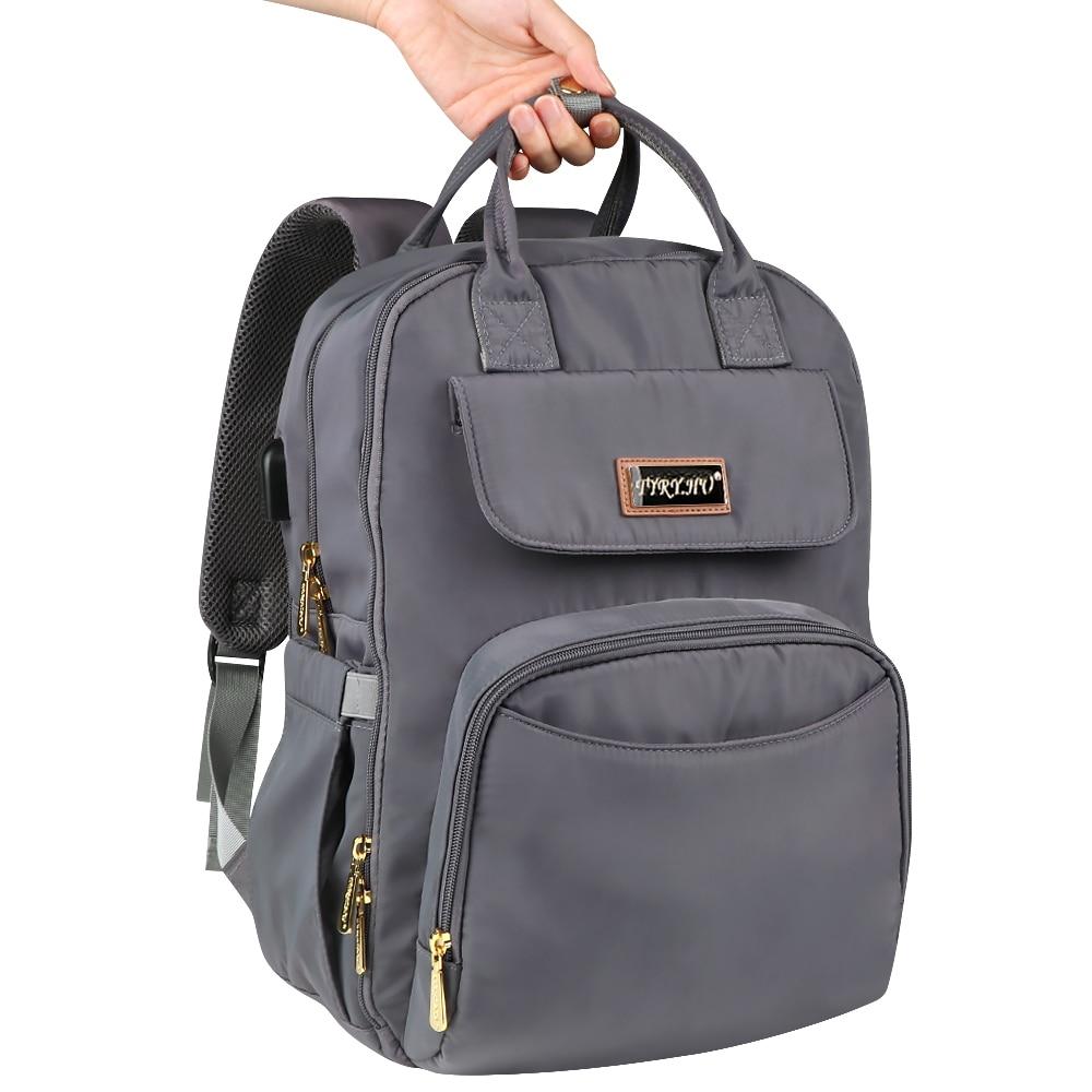 TYRY HU Mummy Maternity Bag Large Capacity Diaper Bags Popular Nappy bags Backpacks For Moms
