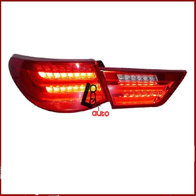 Светодиодные задние фонари для Toyota Марк x / reiz Тойота 2010-2013 задний свет