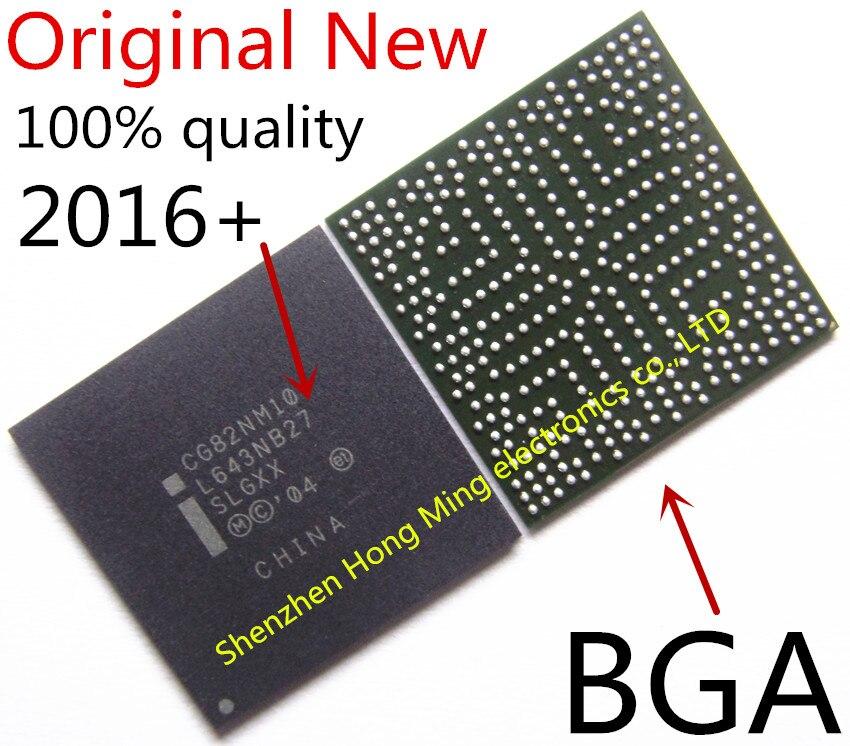 DC 2016 100 New CG82NM10 SLGXX BGA Chipset