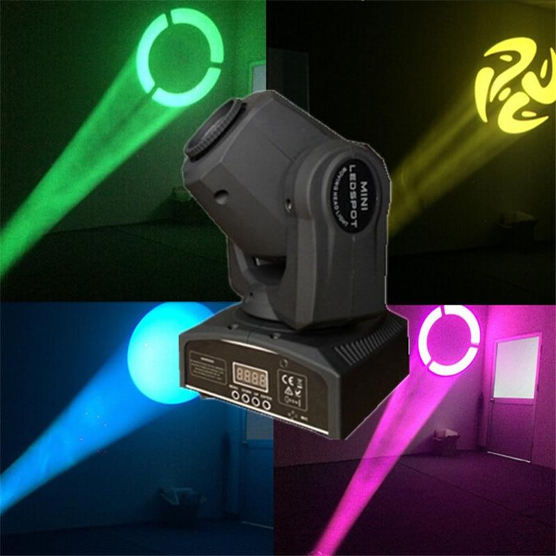 30W LED Spot Moving Head Light Stage CREE 30W LED DJ Gobo Spot Lights