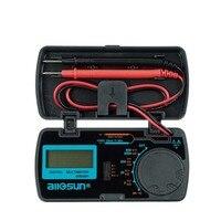 Digitale Multimeter 3 1/2 1999 T Ac/Dc Ampèremeter Voltmeter High-Definition Lcd Digital Display Screen Voltage Meter alle-Zon EM3081