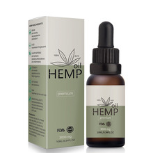 ZHENDUO Hemp oil CBD Seed Oil Improves Sleep Facial Treatment Pain Relief