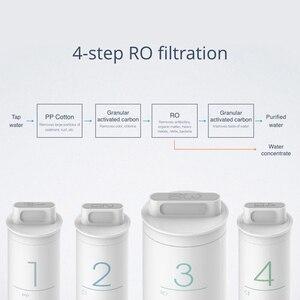 Image 5 - Originale Xiaomi Mi Depuratore di Acqua Preposizione Filtro A Carbone Attivo Smartphone Telecomando Filtri Per Lacqua di Casa Apparecchio