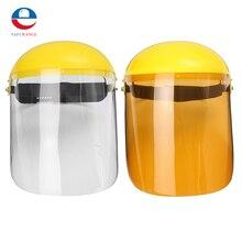 New Anti-Splash Adjustable Face Visor Mask Shield Safety Workwear Eye Protection Gardening