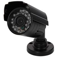 SOONHUA AHD 1080P Analog Camera 3.6mm Dome Camera 24 LED IR CUT Metal Housing Security Cameras Black