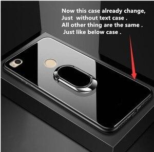 Image 5 - Xiaomi Mi Max 2 Fall Für Xiaomi Mi Max2 3 9 8 10 Se A3 Lite Pro Fall Abdeckung Luxus gehärtetem Glas Magnet Auto Halter TPU Fällen