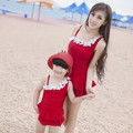 Family  Matching Clothing  One Piece  Brand  Swimwear family Mother Daughter  Swimsuit Baby&Kids Bathing Suit