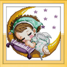 Buy baby girl cross stitch patterns and get free shipping on