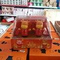 Paquete al por menor 4 Unidades Por Lote Columpio No Batería Festival de La Novedad Regalos Hogar y Decoración Del Coche Solar del Baile Amantes Vacas juguetes